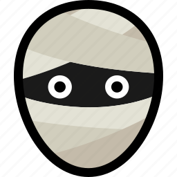 avatar, monster, mummy, scary, undead icon
