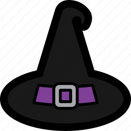 costume, halloween, hat, spooky, witch icon