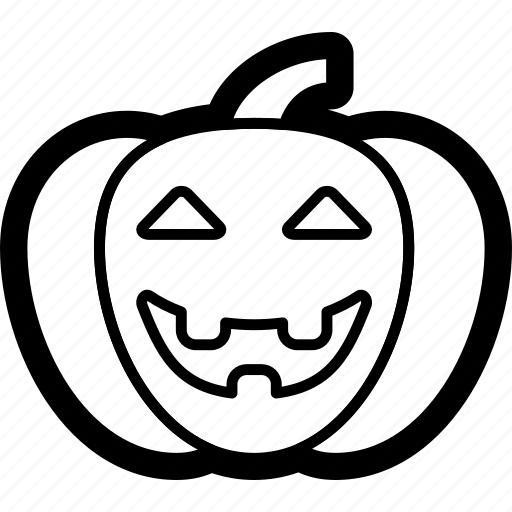 carved, halloween, head, jack o lantern, pumpkin icon