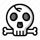 emoji, ghost, halloween, horror, scary, skull, spooky