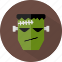 avatar, frankenstein, halloween icon