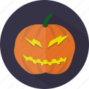 halloween, jack, lantern icon