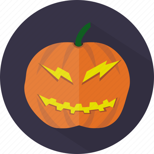 halloween, jack, lantern icon