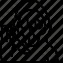 spooky, killer, knife, avatar icon