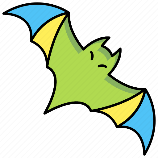 bat, batman, halloween icon icon