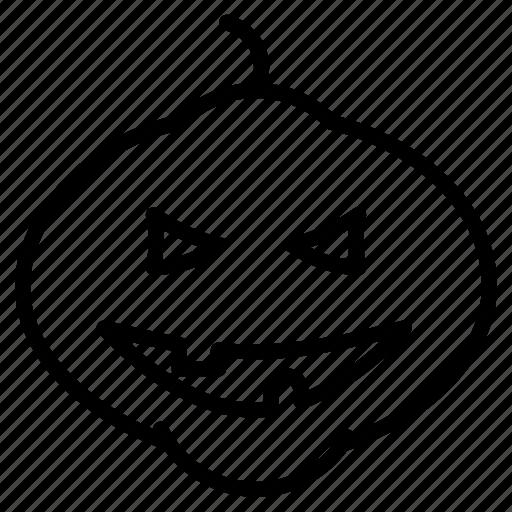 cute, emoji, emoticon, face, food, tomato, vegetable icon