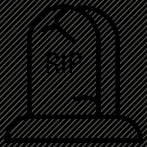ghost, graveyard, halloween, horror, scary, terrible, terror icon