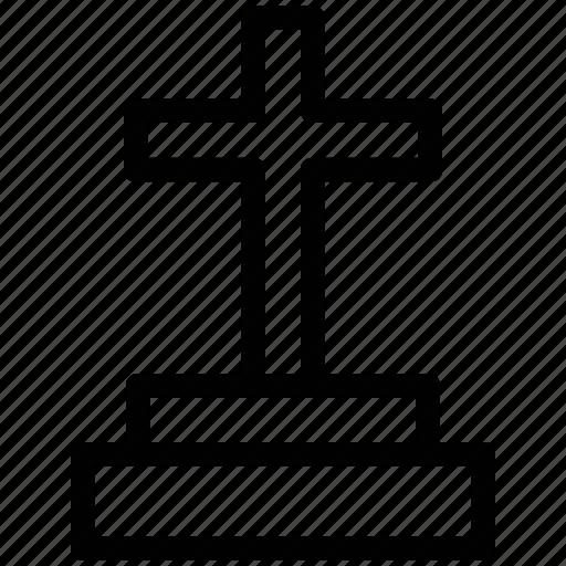 christian cross, christianity, cross, grave, holy cross icon