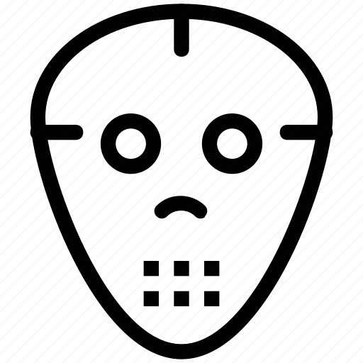 ghost, ghost face, halloween, halloween ghost, scary face, spooky icon