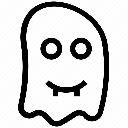 dreadful, fearful, halloween ghost, scary, vempire icon