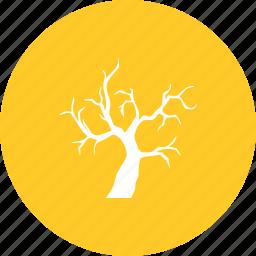 branches, hallowee, plant, scary tree, spooky tree, tree icon