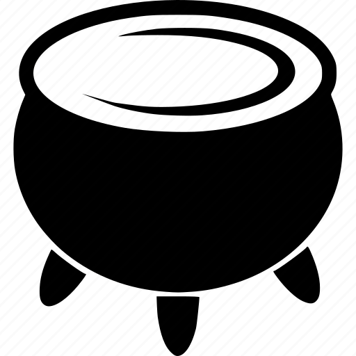 bowl, cauldron, dead, death, halloween, medical soup, medicine icon