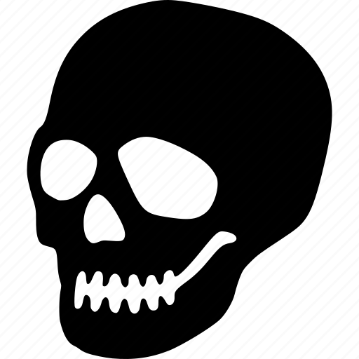 halloween, head, medical, skeleton, skull, x ray, xray icon