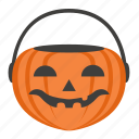 candy, halloween, pumpkin, trickortreat icon