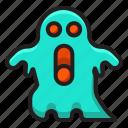 dead, death, ghost, halloween, horror, scary