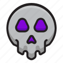 danger, dead, death, halloween, skeleton, skull