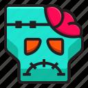 avatar, halloween, horror, monster, scary, zombie icon
