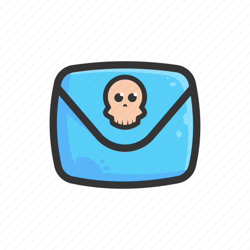 Email, halloween, letter, mail, message icon - Download on Iconfinder