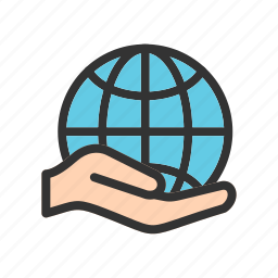 earth, geography, globe, maps, travel, world icon