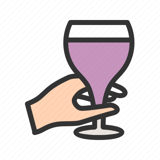 beer, champagne, drink, glass, goblet, wine, wineglass icon