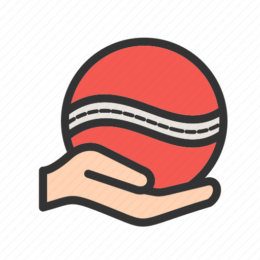 ball, event, field, hand, shot, throw, track icon