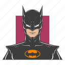 avatar, avatars, batman, comics, super hero icon