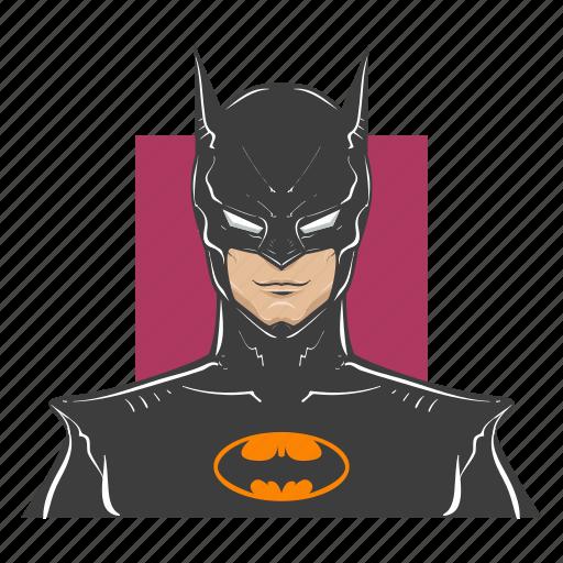 avatar, avatars, batman, comics, super hero icon