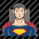 avatars, super hero, avatar, superman