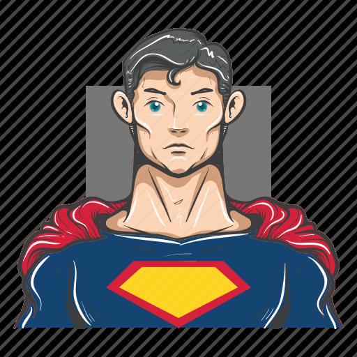 avatar, avatars, super hero, superman icon