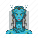 avatar, avatars, fictional, movie icon