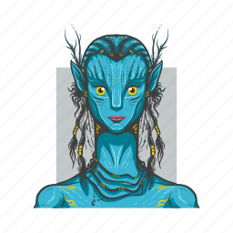 avatar, avatars, fictional, movie icon