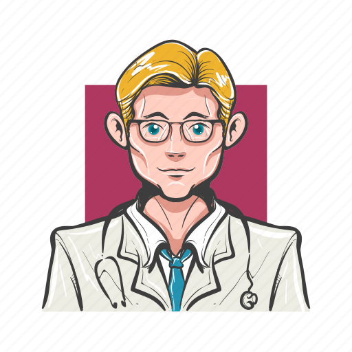 avatar, avatars, doctor, hospital, man, medical icon