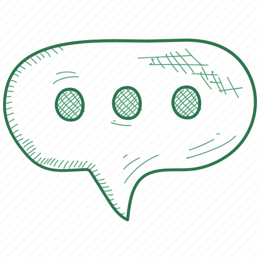 chat, dialogue icon