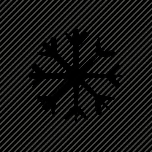 chrsitmas, cold, freeze, snow, snowflake, winter, xmas icon