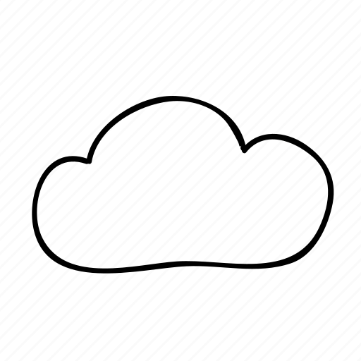 cloud, drawn, handdrawn, sketch, sketchy, sky, weather icon