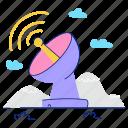 communication, satellite, signal, technology, network, wireless