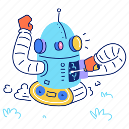 technology, robot, robotic, maintenance, upgrade, screwdriver
