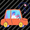 transportation, empty, fuel, gas, car, vehicle, automobile