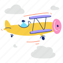 transportation, plane, airplane, travel, transport
