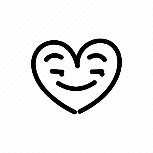 attractive, eyebrows, heart, in love, love, romantic, valentine's day icon