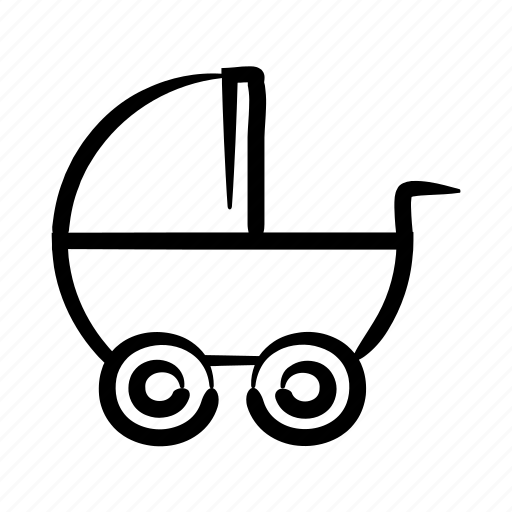 baby, car, carrier, infancy, maternity, stroller, toddler icon