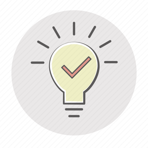 advice, bulb, concept, experience, idea, implement, innovation, inspiration, inspire, model, modelling, prototype, ready, solution, tip, trick, visualization, visualize, workshop icon