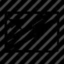 congo, democratic republic of congo, drawn, flag, flags, hand, sketch icon