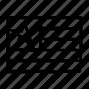 drawn, flag, flags, hand, sketch, togo, togo flag icon