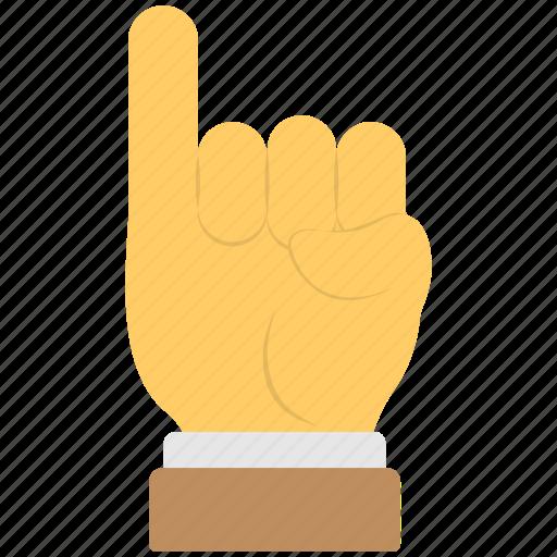 fist, gestures, hand gestures, hand signs, little finger icon