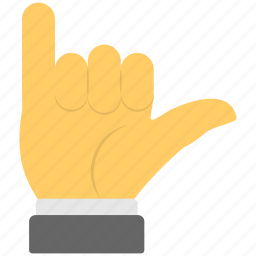 call me, communication, five fingers, gestures, hand indication icon