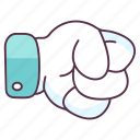 fist bump, fist pound, hand gesture, hand punch, hand signal, punch gesture, sign language icon