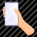 modern, smartphone, mobile, phone