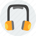 audio, headphone, media, microphone, music, musical, sound icon