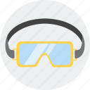 glasses, safety, spy, swim, swimming, work icon